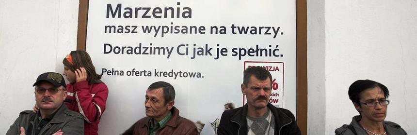 smutni polacy
