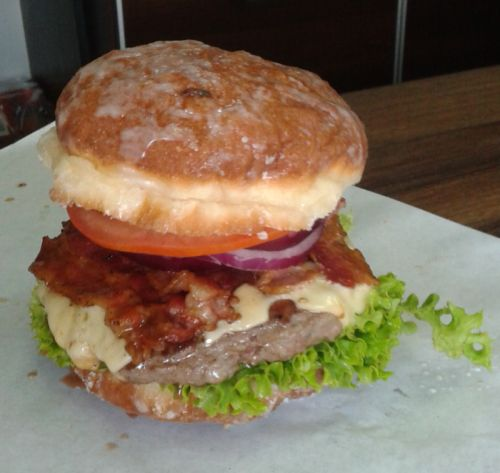 pączkoburger